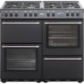 Belling 100DF ANT Country Classic 100Cm Dual Fuel Cooker