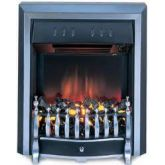 Burley 531 CHROME Rotherby Fire