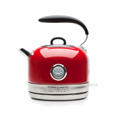 Haden 188854 1.5L Jersey Red Traditional Kettle