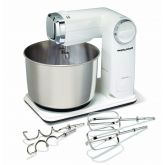 Morphy Richards 48992 White Accents Folding Stand Mixer