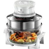 Russell Hobbs 18537 Halogen Oven with 5l extension ring