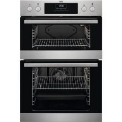 AEG DEB331010M Built In Double Oven
