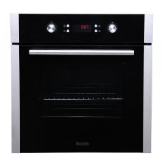 Baumatic B630MC Built In Single Oven With Pyrolytic Cleaning