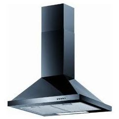 Baumatic F60.2BL 60cm Chimney Hood Black