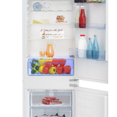 Beko BCB7030F 70/30 Integrated Frost Free Fridge Freezer