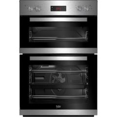 Beko CDF22309X Built In Stainless Steel Double Oven