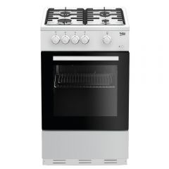 Beko ESG50W 50Cm Single Gas Oven