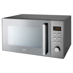 Beko MCF32410X 1000W Combination Convection 34 Litre Family Microwave, Glass