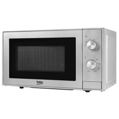 Beko MGC20100S 20 Ltr Silver Microwave + Grill