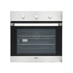 Beko OIF22100X Single Built In Fan Oven S/steel