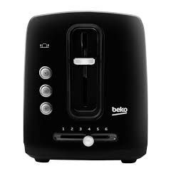 Beko TAM7201B Traditional 2 Slot Toaster