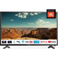 Blaupunkt 32/138Q-GB-11B4-EGPF-UK 32`Hd Ready Led Smart TV Netflix,Prime,Freeview HD, Freeviev Play