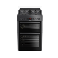 Blomberg GGN65N 60Cm Double Oven Gas Cooker Anthracite (Lpg Jets Available To Order)