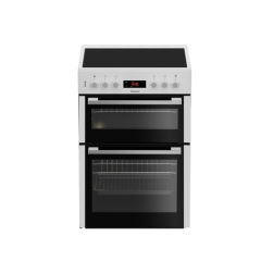Blomberg HKN65W 60Cm Double Oven With Ceramic Hob
