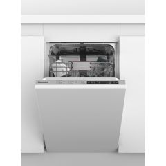 Blomberg LDV02284 Fully Integrated Slimline 10 Place Dishwaher