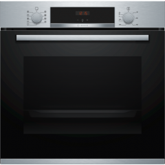 Bosch HBS534BS0B Series 4 Built In Stainless Steel Oven