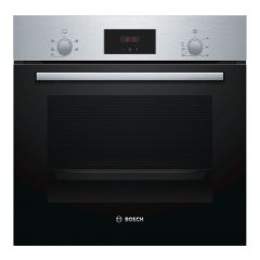 Bosch HHF113BR0B Built In Electric Single Oven S/Steel A Rated