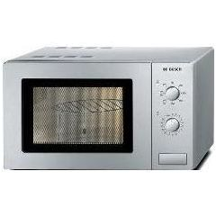 Bosch HMT72G450B S/steel 17l 800w Microwave Oven With 1000w Grill
