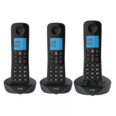 BT 090651 Trio With Answer Phone