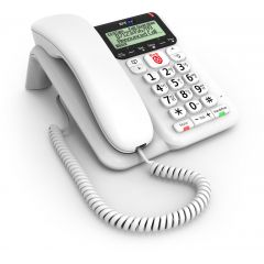BT DECOR2600 Corded Telephone With Answer Machine