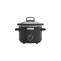 Crock Pot CSC046 Black Crock Pot Slow Cooker