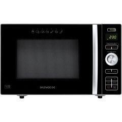 Daewoo KOC8HAFR 900W S/S Combi Fryer Microwave With Grill