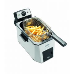 Delonghi F22310CZ 3L Family Deep Fat Fryer - Easy Clean