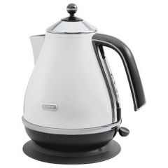Delonghi KB03001.W Icona White Kettle