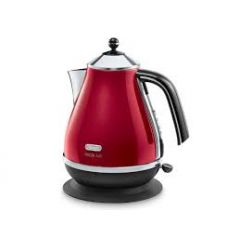 Delonghi KBOM3001-R Delonghi (Red) Micalite Icona 1.7L Kettle