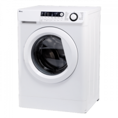 Ebac AWM74D2H-WH 7Kg 1400 Spin A+++ Rated Dual Fill Washing Machine