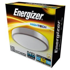 ENERGIZER S10065 10W 3000K 250Mm Ip44 Bathroom Led Light