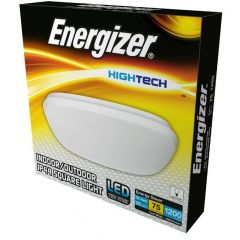 ENERGIZER S12932 16W Led Slimline Square Bathroom/Outdoor Fitting 4000K