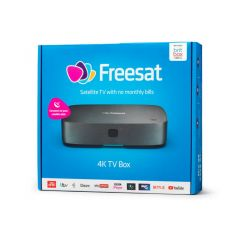 Freesat UHD_X Smart 4K Ultra HD