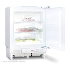 Fridgemaster MBUZ6097 Integrated Undercounter Freezer