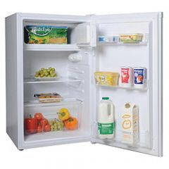Fridgemaster MUR4996 49Cm 3.10/0.35Cuft A+ Rated Fridge With 4* Box