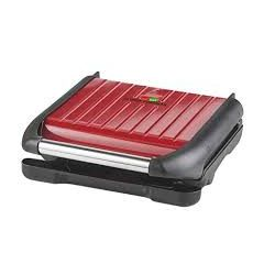 George Foreman 25040 5 Portion Grill Red