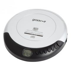 Groove GVPS110SR Personal CD Player Silver