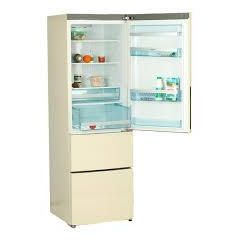Haier A2FE635CCJ 60Cm 3 Door Cream F/Freezer