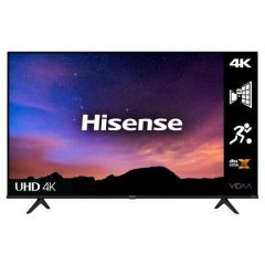 Hisense 65A6GTUK 65`` 4K Uhd Hdr Smart TV With Alexa + Google Assistant And Dolby Vision