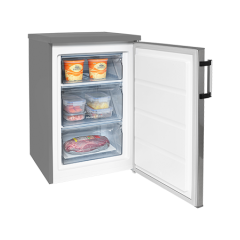 Hisense FV105D4BC2 2.89Cuft, A++ Rated, Static 55Cm Silver Undercounter Freezer