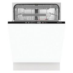 Hisense HV671C60UK 16 Place Setting Integrated Full Size Dishwasher