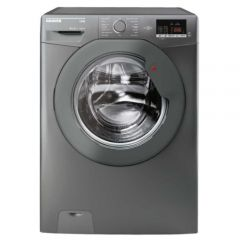 Hoover DHL1682DR3R 8Kg 1600 Spin Washing Machine Graphite A+++ Rated