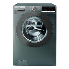 Hoover H3W58TGGE 8Kg 1500 Spin Washing Machine Graphite A+++ Rated