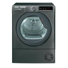 Hoover HLXC8TRGR 8Kg Condenser Tumble Dryer Graphite B Rated