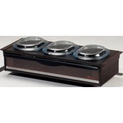 Hostess HO392BR Side Server Brown