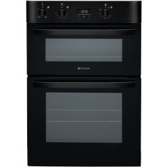 Hotpoint DH53K Electric Multifuction D/Oven Black