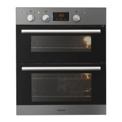Hotpoint DU2540IX Electric Built-Under Double Oven Stainless Steel