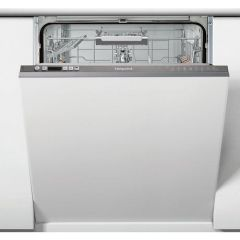 Hotpoint HIC3B19UK 13 Place Settings Integrated Full Size Dishwasher A+ Rated
