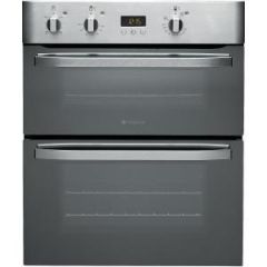 Hotpoint UHS53XS Built Under 5 Function Double Oven