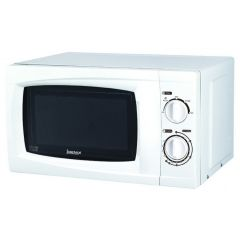 IGENIX IG2070 20L Manual Microwave 700W White